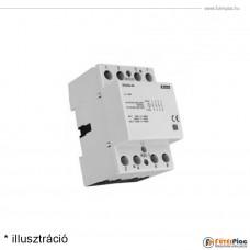 Vezérelt (éjszakai) áramváltó 1-20A 3 fázisra elektronikus
