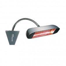 Heliosa 999 hősugárzó – 1500 W Heliosa infravörös teraszfűtések