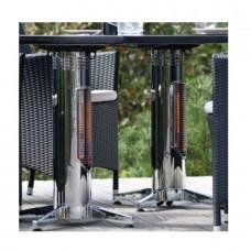 Mensa Heating Quadrum asztalfűtés Mensa Heating asztalfűtés, kültéri fűtőtestek